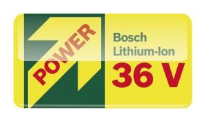 Bosch LI-Ionen Power