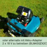 Makita BLM430ZX2C 2x18V