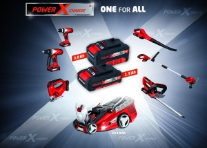 Einhell Power X-Change System