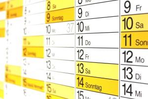 Kalender © Uwe Schlick : PIXELIO