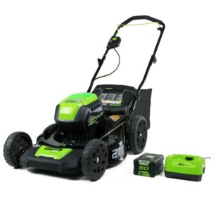 Greenworks Akku-Rasenmäher 80V