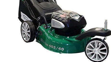 Güde Trike Akku Rasenmäher 405/40-3.0 S