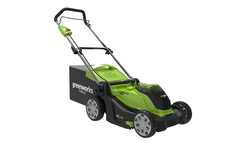 Greenworks 40V Akkurasenmäher 41cm